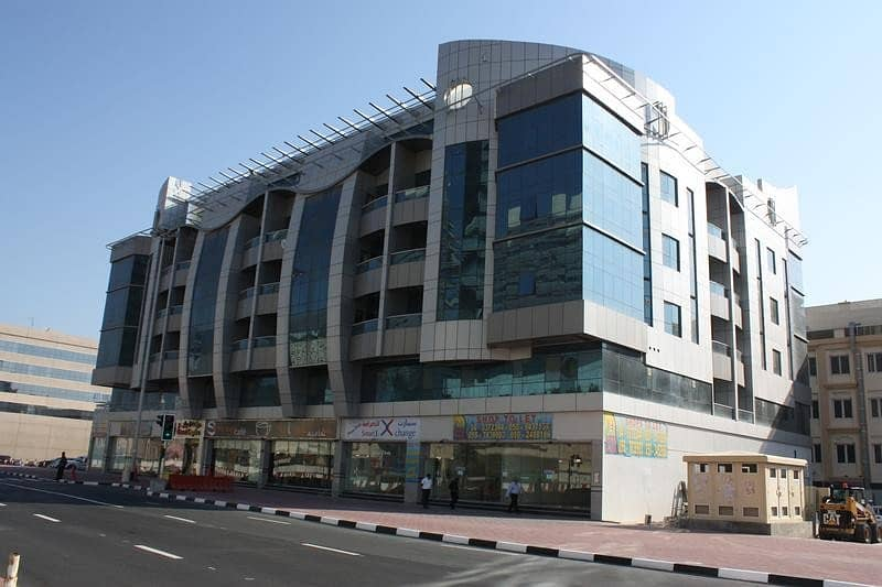STUDIO FLAT FOR RENT FOR FAMILY AED 54000/- PER YEAR