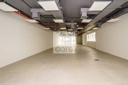 Office for Rent in Business Bay, Dubai - Avail  Combined Fitted Office  Low Floor