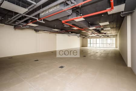Office for Rent in Business Bay, Dubai - Grade A I Fitted Office Space  Low Floor