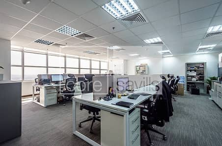 Fitted office with glass partitions | BB1