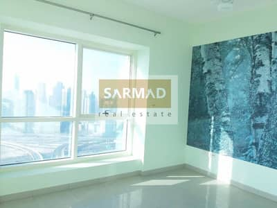 3 BR on the High Floor. Sea and City view