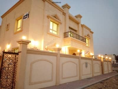 We have an annual rental villa in Ajman with an excellent price of 95000