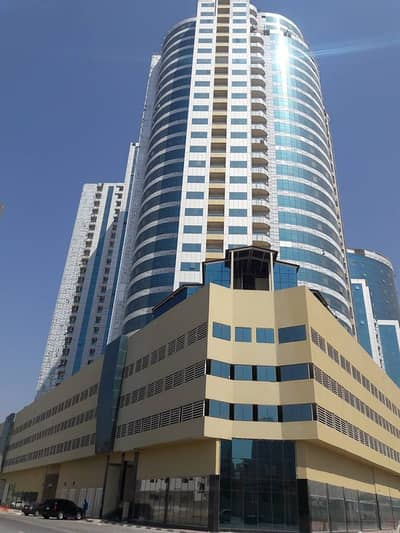 1 Bedroom Apartment for Sale in Al Bustan, Ajman - Brand New Spacious 1 BHK for Sale in Orient towers in Ajman