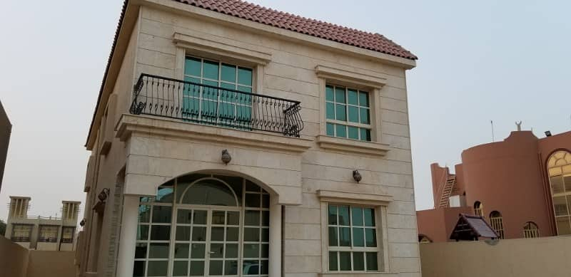 very good deal villa for sale in ajman