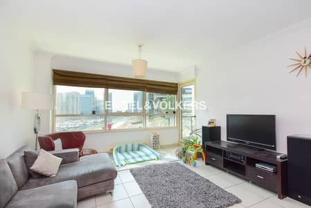 2 Bedroom Flat for Sale in Dubai Marina, Dubai - High Floor Open Full Marina and Pool View