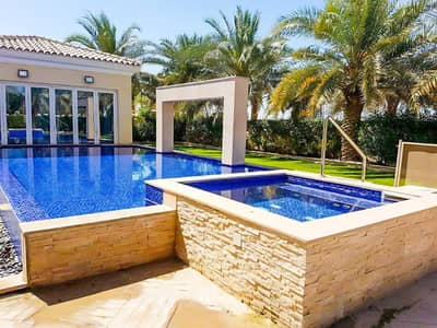 7 Bedroom Villa for Sale in Arabian Ranches, Dubai - Fully Renovated- Polo Homes- Type D-7 bed+maids