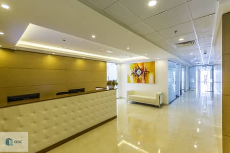 Office for Rent in Business Bay, Dubai - Furnished Office| No commission| EJARI| Direct from Landlord