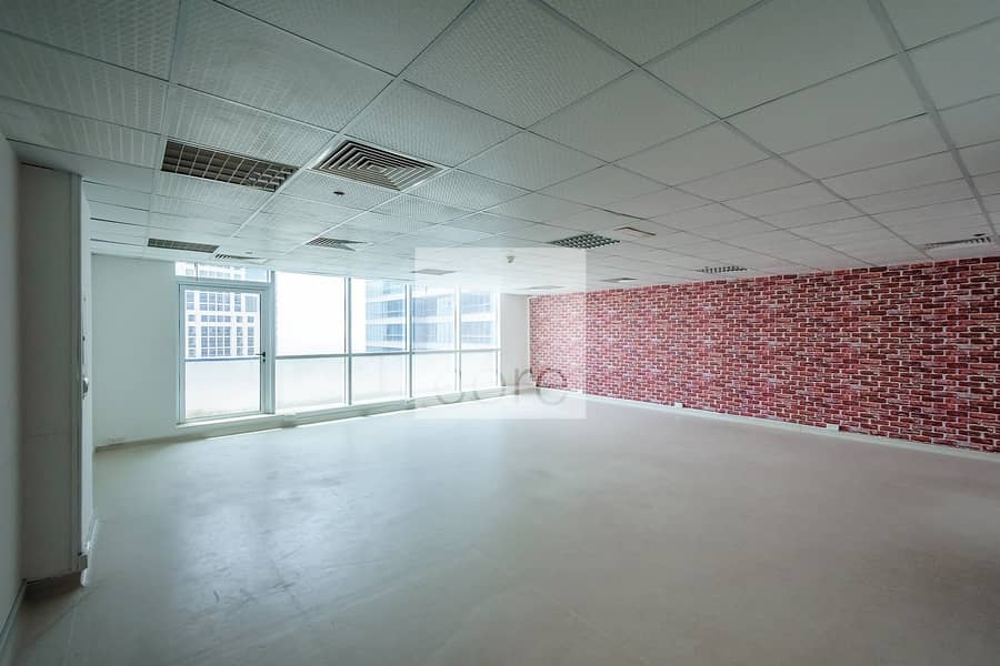 High floor I Fitted Office  I Freezone