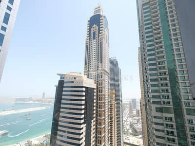 2 Bedroom Apartment for Sale in Dubai Marina, Dubai - Torch Tower 2 bedrooms