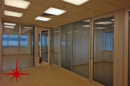 Fully Fitted Office On Main Sheikh Zayed Road