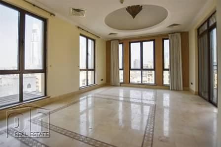 | 4 Bedroom + Maid | Unique Penthouse |