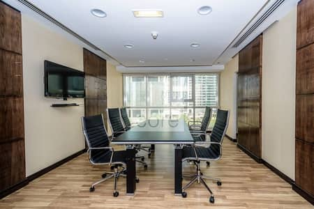 Office for Sale in Jumeirah Lake Towers (JLT), Dubai - Fully fitted office for sale | Goldcrest Exec