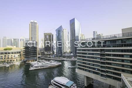 RARE UNIT | 2 Bed Duplex | Marina Views
