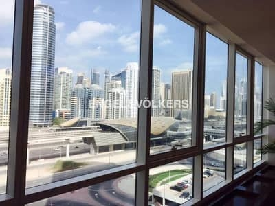 Office for Rent in Jumeirah Lake Towers (JLT), Dubai - 1127 Sq ft I Fully Furnished I Building 1