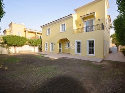 4 Bedroom Villa for Sale in Arabian Ranches, Dubai - Mirador Type 14-4bed+maids- Single Row..
