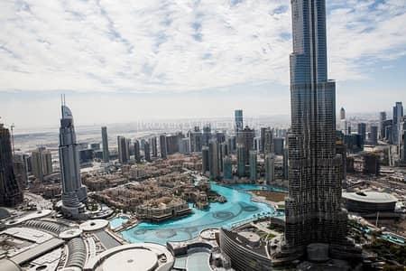 5 Bedroom Flat for Sale in Downtown Dubai, Dubai - Unique Penthouse | Full Burj and Fountain view