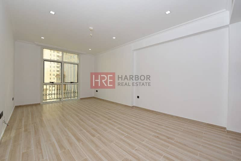 7 Upgraded 1BR Apartment in Silicon Oasis