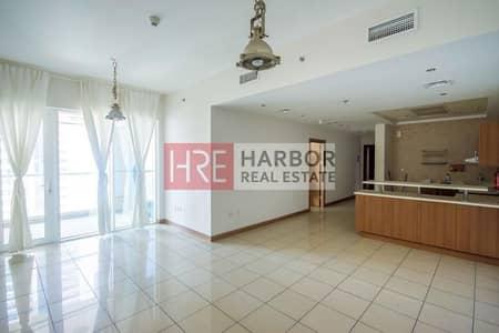 1 Bedroom Apartment for Sale in Dubai Marina, Dubai - 1BR 01 Series with Partial Sea View