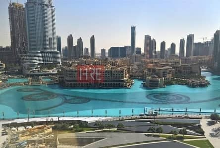 1 Bedroom Apartment for Sale in Downtown Dubai, Dubai - Furnished 1BR with Dubai Fountain and Downtown View