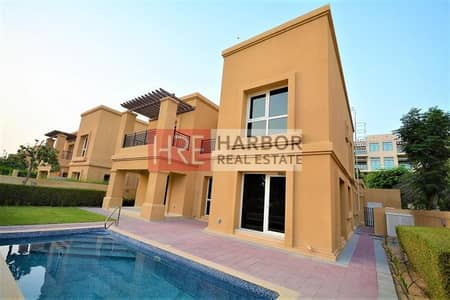 4 Bedroom Villa for Rent in Emirates Golf Club, Dubai - Outstanding Lifestyle in The Mid of City