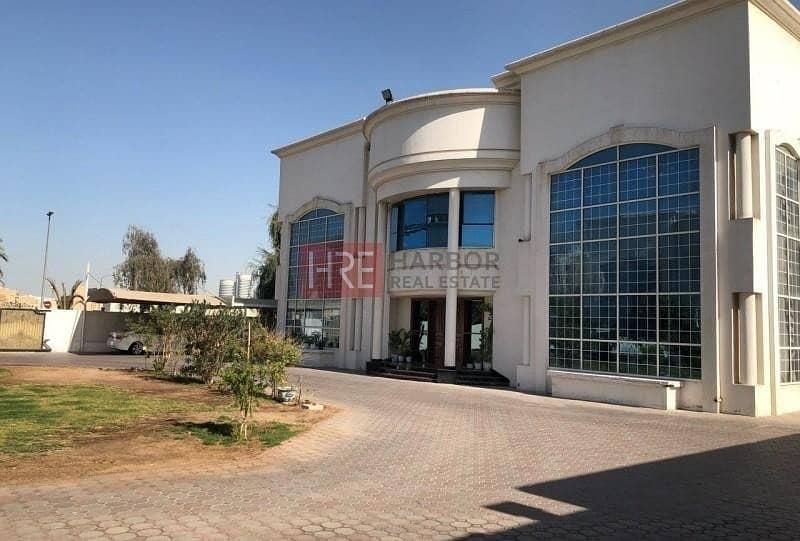 3 Luxury Villas on a Large Plot at Al Hudaiba