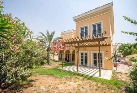 4 Bedroom Villa for Sale in The Villa, Dubai - Large Corner Plot 4BR Type E3 Cordoba Villa