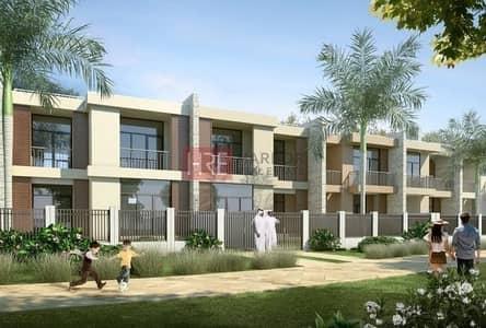 فیلا  للبيع في موتور سيتي، دبي - 5 Years Free Service Charge in Casa Flores Townhouse Villas