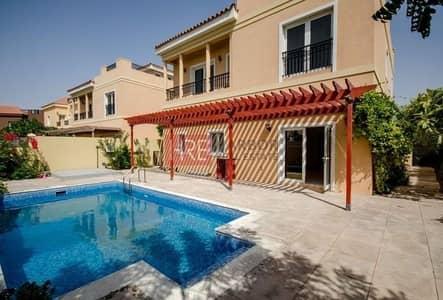 فیلا  للبيع في ذا فيلا، دبي - Best Deal! Mazaya A2 Type Villa with Private Garden