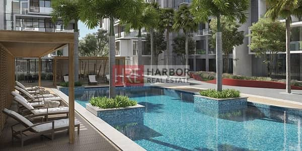 Studio for Sale in Mohammad Bin Rashid City, Dubai - No Commission | Great ROI | 50% Mortgage!