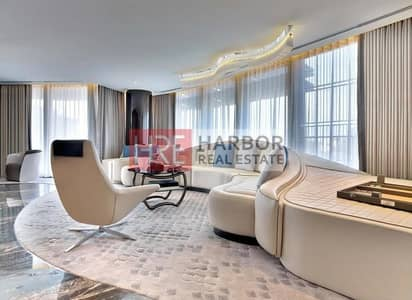 3 Bedroom Apartment for Sale in Business Bay, Dubai - Spacious 3BR on a High Floor + Amazing Views!