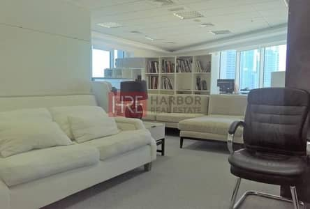 Office for Sale in Business Bay, Dubai - Large Fitted Office Overlooking Business Bay Canal