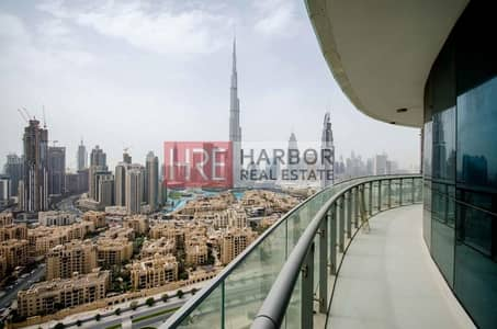 2 Bedroom Flat for Sale in Downtown Dubai, Dubai - Luxury Designed 2BR with Fantastic Burj Khalifa View