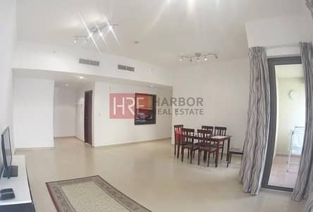 3 Bedroom Apartment for Sale in Jumeirah Beach Residence (JBR), Dubai - Furnished 3BR on a High Floor + Palm View