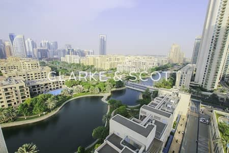 SPACIOUS 1 BED | Large Study| Golf Tower