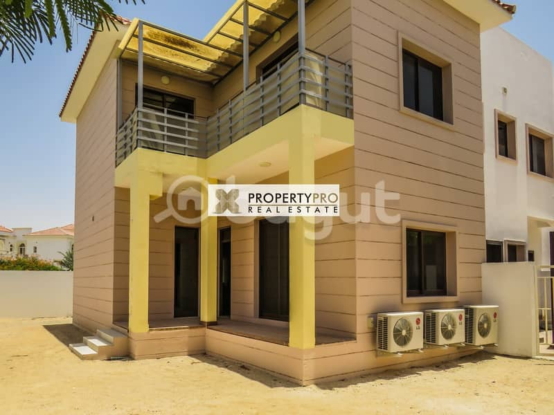 Luxurious 3 BR Villa+ Maids+Study-Vacant and Ready to move in-Unfurnished