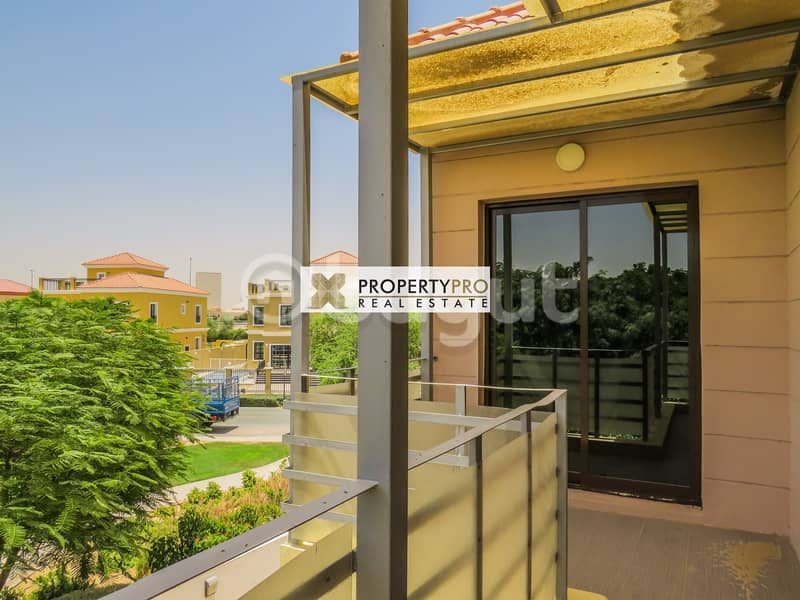 2 Luxurious 3 BR Villa+ Maids+Study-Vacant and Ready to move in-Unfurnished