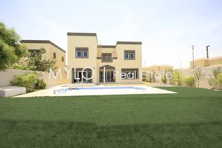 3 Bedroom Villa for Sale in Jumeirah Park, Dubai - Motivated Seller VOT Upgraded Big Plot