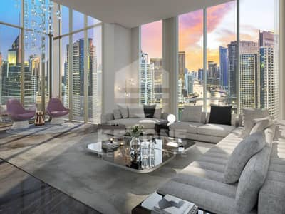 2 Bedroom Flat for Sale in Dubai Marina, Dubai - Luxury Waterfront Living at 0% Commission