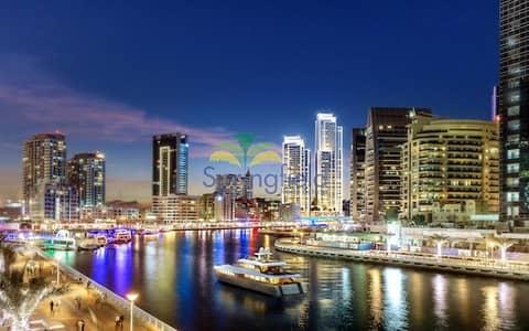 2 Bedroom Apartment for Sale in Dubai Marina, Dubai - 08 Series|Full Sea View|Lowest Price 2BR