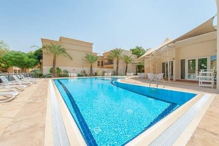 4 Bed Compound Villa | Pool Gym | Barsha 1