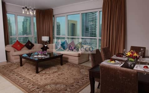 2 Bedroom Flat for Rent in Dubai Marina, Dubai - Furnished and Serviced Apartments | Exclusive Offers Available