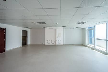 Office for Rent in Jumeirah Lake Towers (JLT), Dubai - High Floor I Fitted office  High Quality