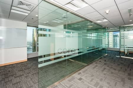 High floor fully fitted furnished office