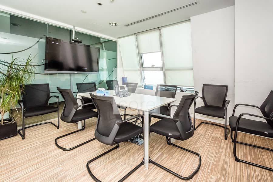 Fitted office I High Floor I Freezone