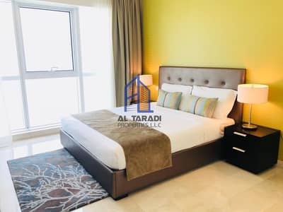 2 Bedroom Flat for Rent in Corniche Area, Abu Dhabi - Stunning Fully Furnished 2 Bedrooms