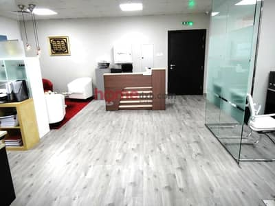 Fully Fitted Office with Glass Partitions