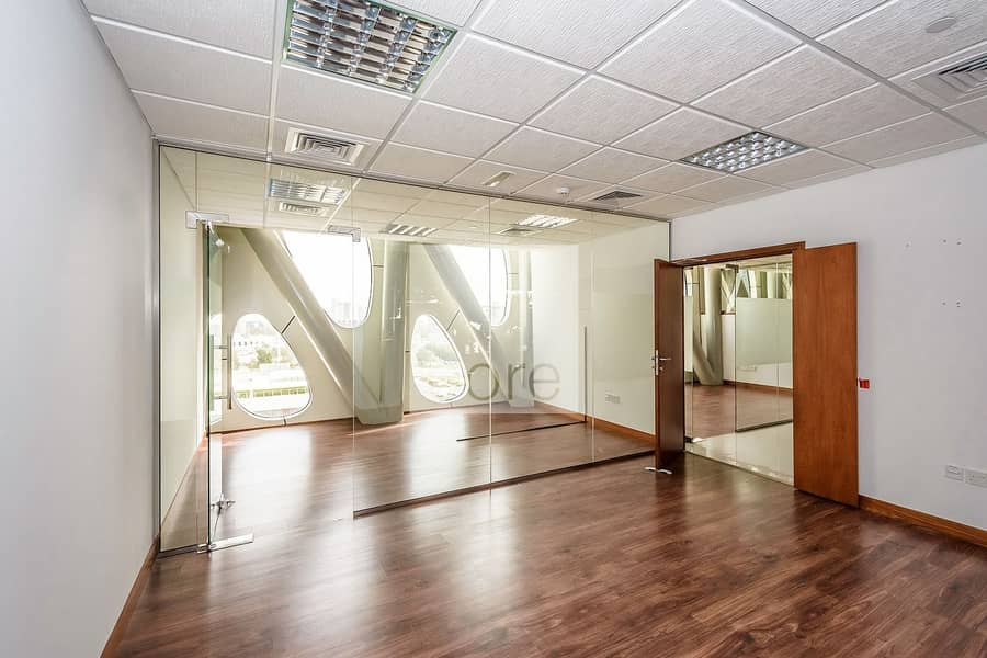 10  fitted office / ADNEC area
