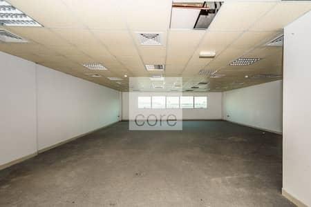 مکتب  للايجار في القوز، دبي - Easily access I fitted office I Low floor