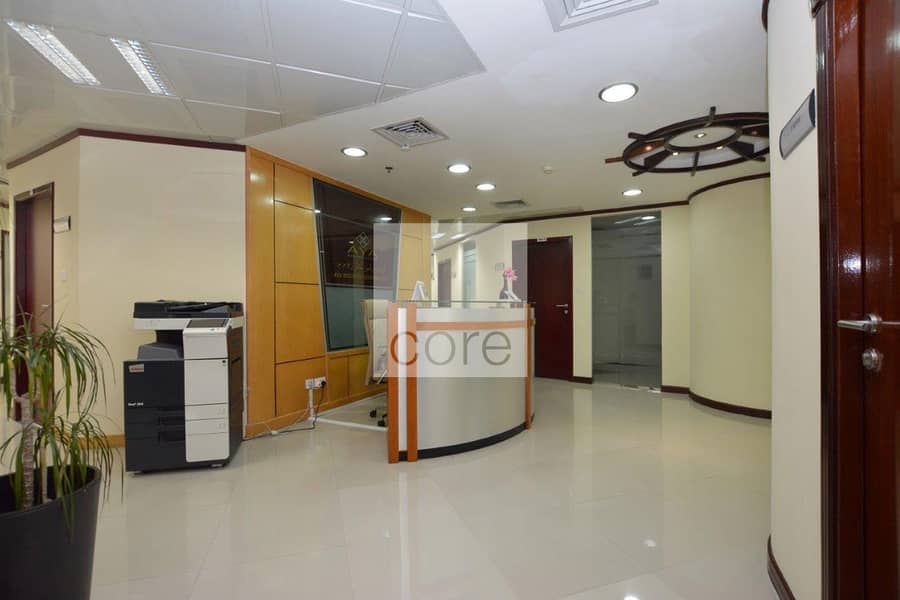 1 Fully serviced and furnished office / Hamdan
