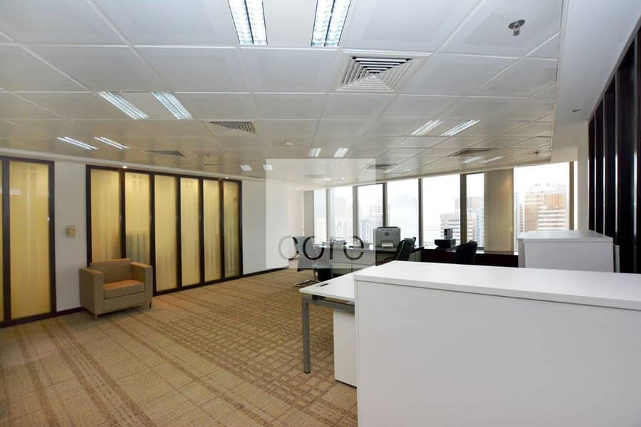2 Fully serviced and furnished office / Hamdan